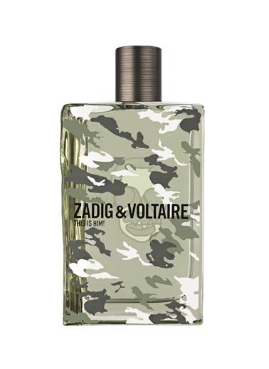 Zadig&Voltaire Zadig&Voltaire This Is Him No Rules Capsule Collection Edt 100 ml Parfüm Renksiz